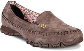 Skechers Relaxed Fit Bikers Pedestrian Women's Extra Wide-Width Slip-On Walking Shoes