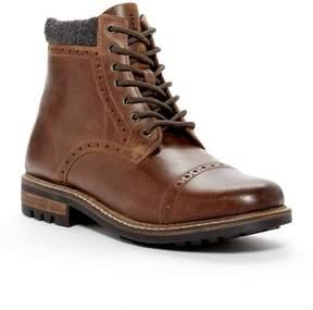 Crevo Quebec Leather Boot