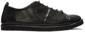 Marsèll Black Ricicarro Sneakers
