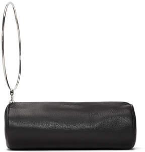 MM6 MAISON MARGIELA Black Ring Pochette Clutch