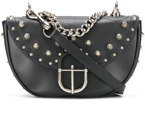 Roberto Cavalli stud shoulder bag