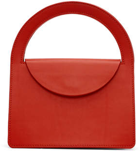 Building Block Red Rowena Sartin Edition Lady Bag