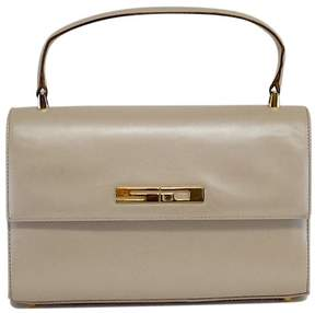 St. John Beige Mini Convertible Bag