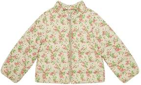 Moncler Milouette Floral Print Jacket 3 Months - 3 Years
