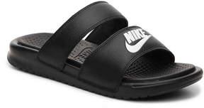 Nike Women's Benassi Duo Ultra Slide Sandal