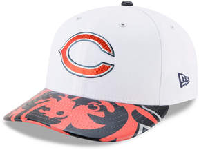 New Era Chicago Bears Low Profile 2017 Draft 59FIFTY Cap