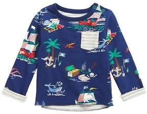 Boden Mini Reversible T-Shirt (Baby Boys & Toddler Boys)