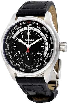 Alpina Open Box Startimer Pilot Manufacture Worldtimer Men's Watch