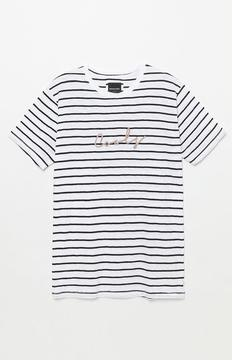 Barney Cools Cools Rope Striped T-Shirt