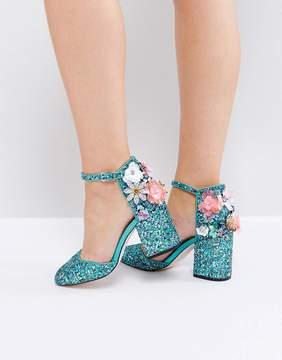 Asos PAPARAZZI Embellished Heels