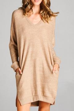 Cherish Khloe Sweater Dress