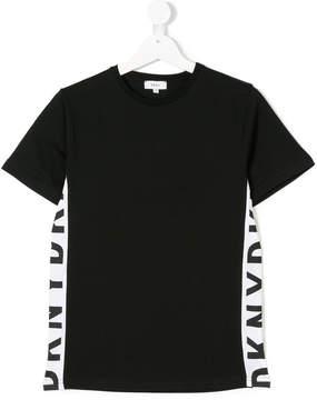 DKNY side panel T-shirt