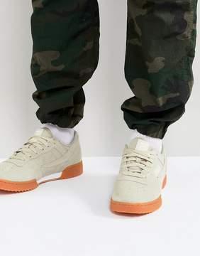 Fila Original Suede Fitness Ripple Sneaker In Stone