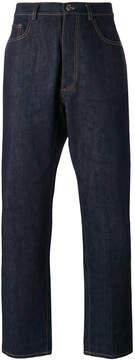 Umit Benan straight-leg jeans
