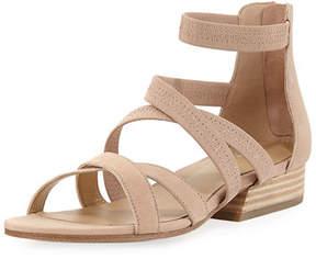 Eileen Fisher Eva Strappy Stretch Sandal
