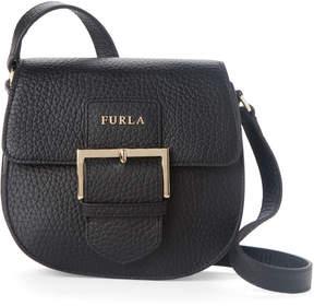 Furla Onyx Flo Mini Leather Crossbody