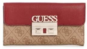 GUESS Logo Luxe Wallet