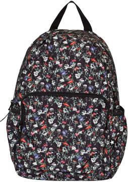 Molo Tiny Flowers Poplin Backpack