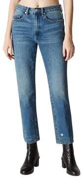 Blank NYC BLANKNYC Empty Threat Straight Leg Jeans