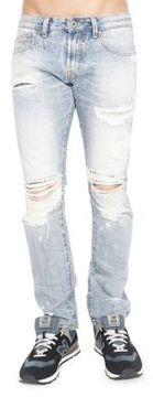 Cult of Individuality Rocker Slim Cotton Jeans