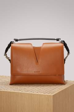 Jil Sander Leather crossbody bag