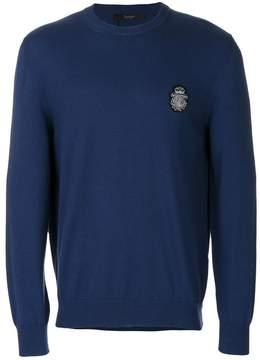 Billionaire crew neck sweater