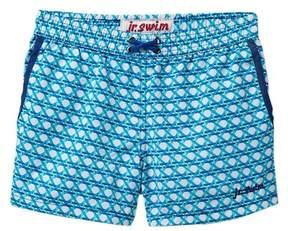 Trunks Jr. Swim Hexagon Weave Swim Toddler & Little Boys)