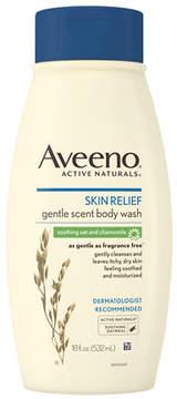 Aveeno Baby Skin Relief Gentle Scent Body Wash Oat & Chamomile