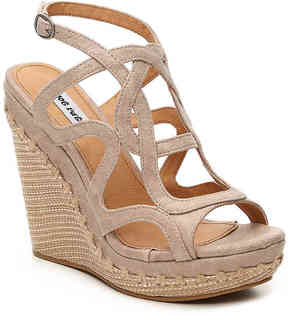 Not Rated Women's Ale Wedge Sandal