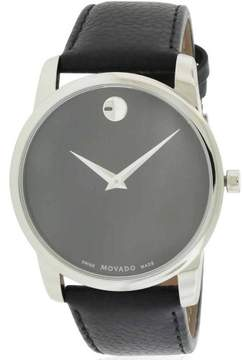 Movado Museum Classic Black Dial Men's Watch 0607012