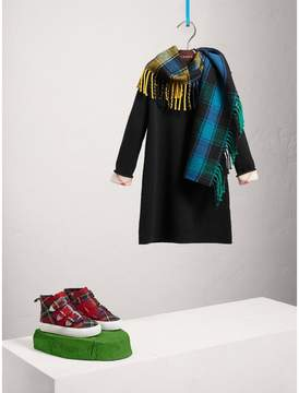 Burberry Cashmere Sweater Dress