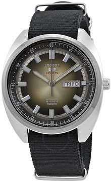 Seiko Series 5 Automatic Grey Dial Men's Watch