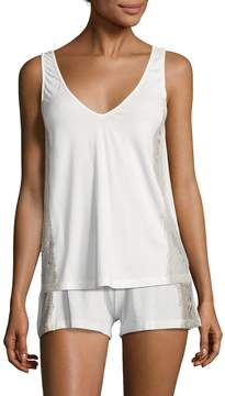 Cosabella Women's Bacall Cami Lace Top