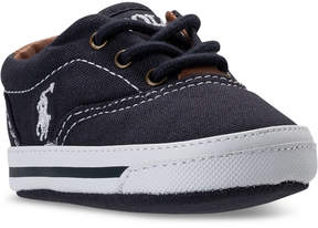 Polo Ralph Lauren Baby Boys' Layette Vaughn Crib Shoes from Finish Line