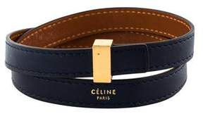 Celine Urban Wrap Bracelet