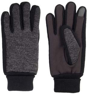 Levi's Men's Knit Stretch Touchscreen Gloves