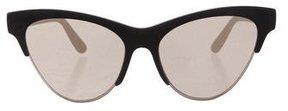 Le Specs Kin Ink Cat-Eye Sunglasses