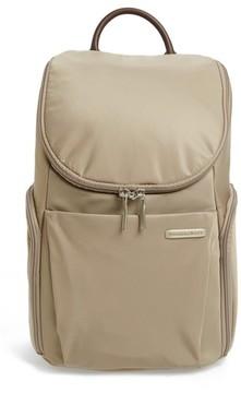 Briggs & Riley Sympatico Limited Edition Backpack - Brown
