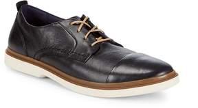Cole Haan Men's Leather Cap-Toe Derbys
