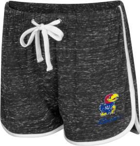 Colosseum Women's Kansas Jayhawks Gym Shorts