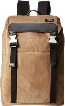 Jack Spade Waxwear Army Backpack