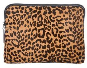 3.1 Phillip Lim Ponyhair & Leather Clutch