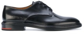 Givenchy Men's Black Leather Lace-up Shoes.