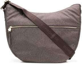 Borbonese zipped shoulder bag