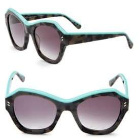 Stella McCartney 51MM Cat Eye Sunglasses