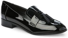 Tahari Black Tina Patent Loafers