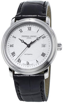 Frederique Constant Gents Classics Automatic Stainless Watch