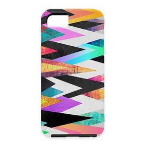 Deny Designs Elisabeth Fredriksson Colorful Peaks Graphic Case for iPhone® 6 Plus