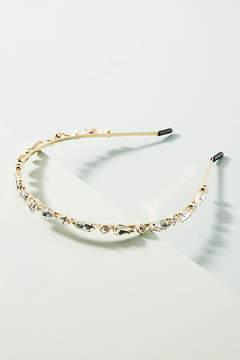 Anthropologie Odette Headband Set