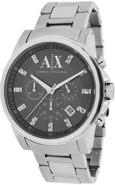 Armani Exchange Men's Classic Watch Quartz Mineral Crystal AX2092